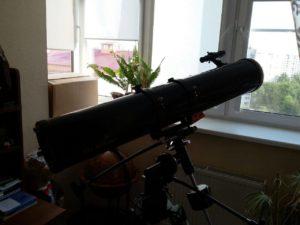 Отзыв о телескопе Sky-Watcher BK 1149EQ2