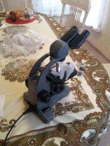 Отзыв о микроскопе Levenhuk 720B, бинокулярный