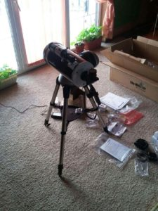 Отзыв о телескопе Sky-Watcher BK MAK127 AZGT SynScan GOTO