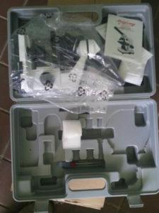 Отзыв о микроскопе Микромед Атом 40x-800x в кейсе