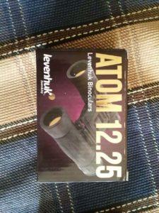 Отзыв о бинокле Levenhuk Atom 12×25