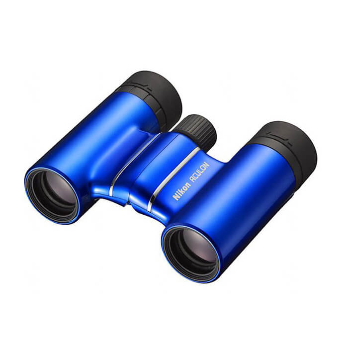 Бинокль Nikon Aculon T01 8x21, синий