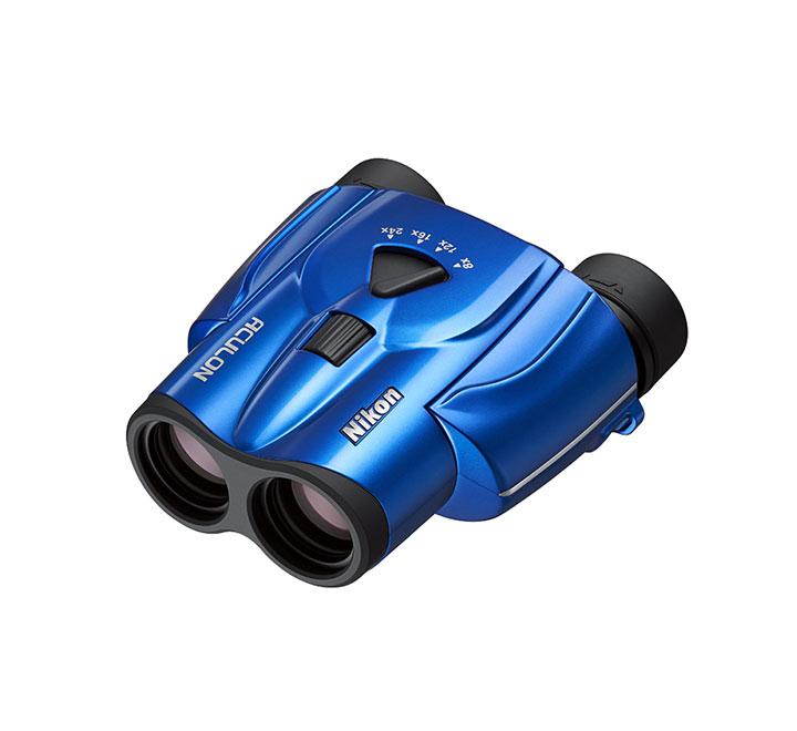 Бинокль Nikon Aculon T11 8–24x25 Zoom, синий