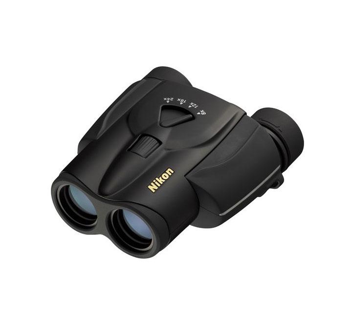 Бинокль Nikon Aculon T11 8–24x25 Zoom, черный