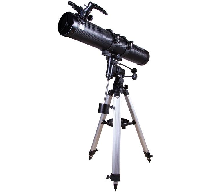 Телескоп Bresser Galaxia 114/900 EQ, с адаптером для смартфона
