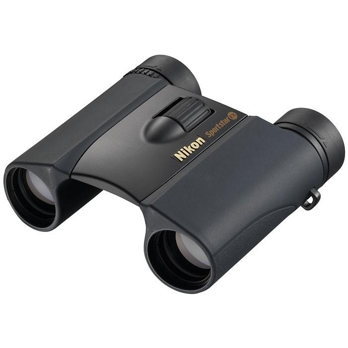Бинокль Nikon Sportstar EX 8x25 WP, черный