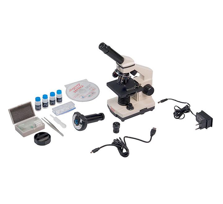 Микроскоп с подключением к компьютеру