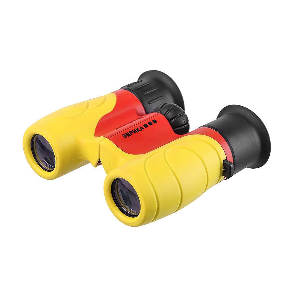 Бинокль детский Veber Эврика 6x21 Y/R