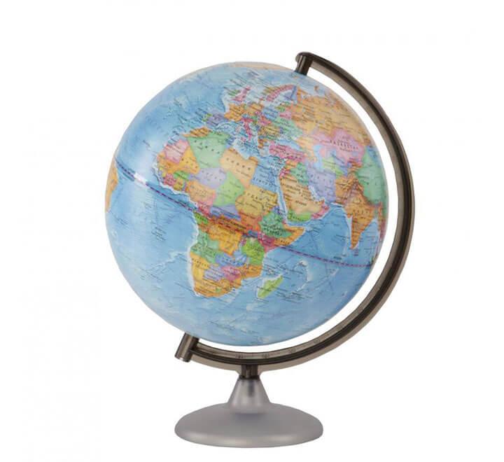 Глобус политический диаметром 300 мм