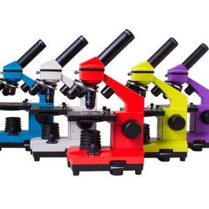 Микроскопы Левенгук