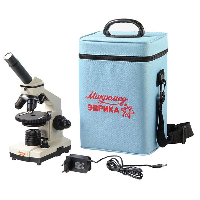 Микроскоп для школьника