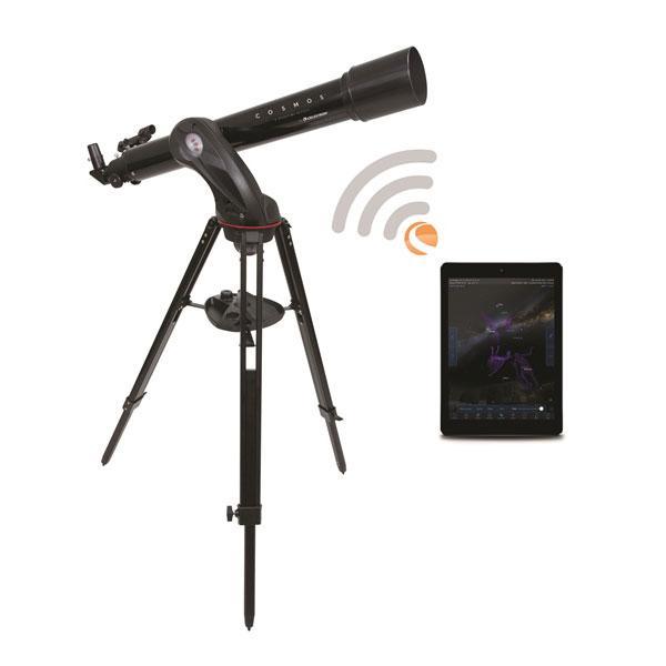 Телескоп для звезд