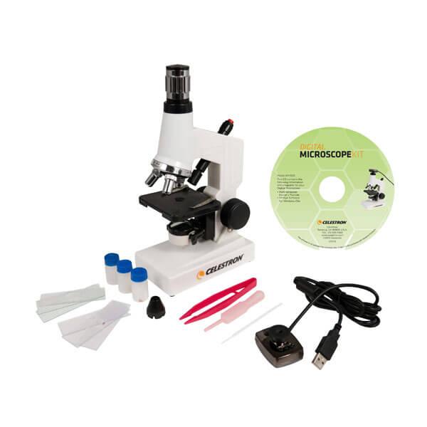 Микроскопы Celestron (Селестрон)