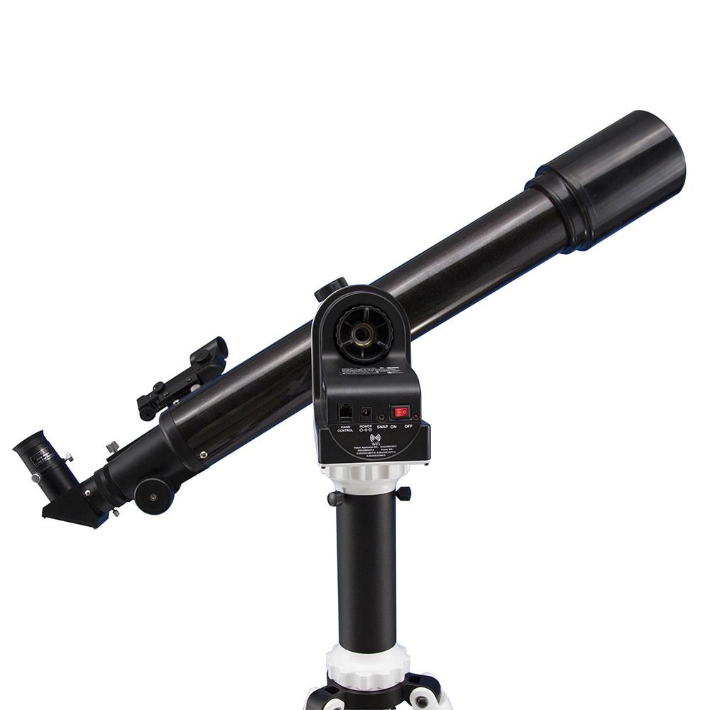 Электронные телескопы