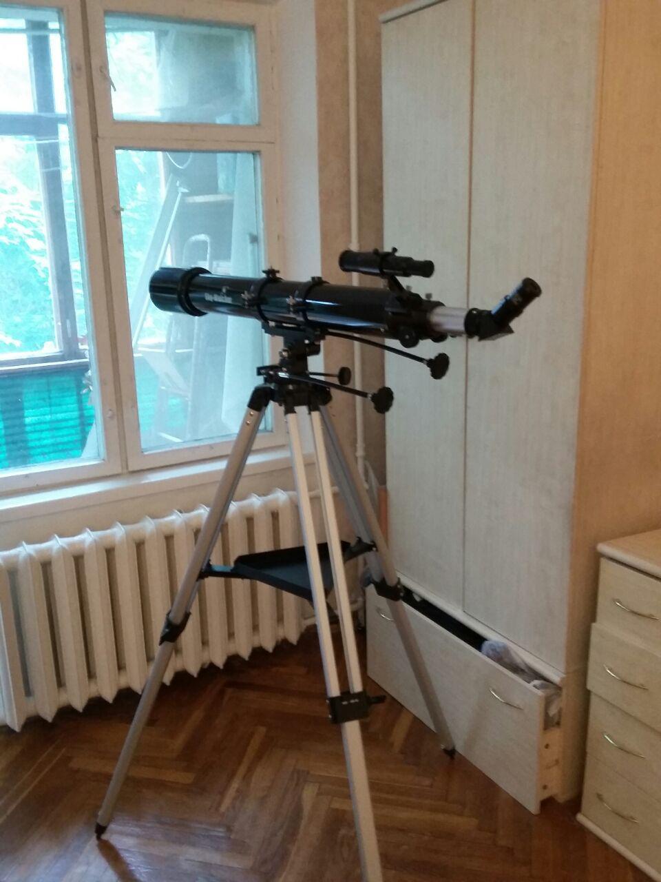 Отзыв Телескоп Sky-Watcher BK 909AZ3